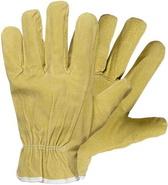 5f5370e4cc3 Celokožené pracovní rukavice