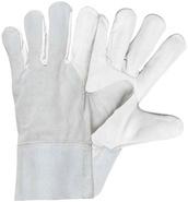 b4437d930bb Celokožené pracovní rukavice HERON