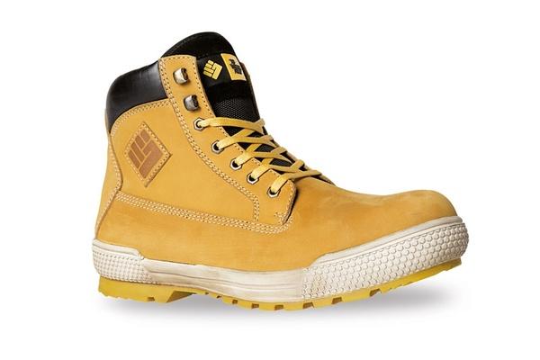 Bezpečnostní kotníková obuv TIGER S3 z kvalitní lícové kůže a0999d5f14