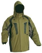 Zimní nepromokavá bunda NYALA zelená 671b4ce870
