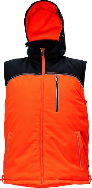 Pánská oboustranná zateplená vesta KNOXFIELD 210dacc8e7