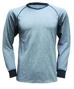 Funkční triko LION šedé s dlouhým rukávem 4f99ceee87