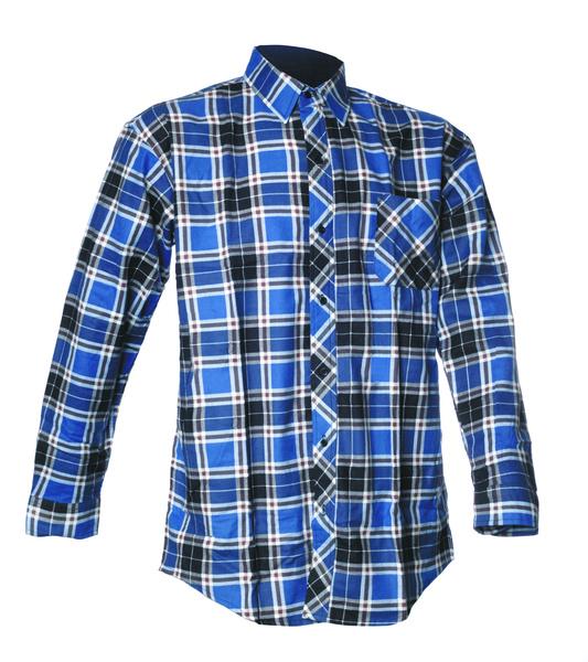 94e4a7975bf Flanelová pracovní košile SATURN