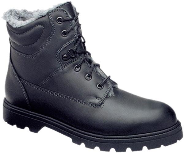 Kožená zimní obuv PRABOS POHORKA POLICIE 48599a1b40