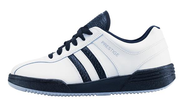 0b19ec89302 Sportovní obuv MOLEDA SPORT GOLF bílo-černá